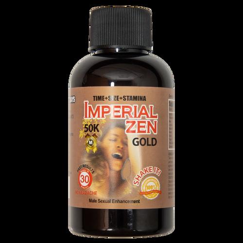 Imperial Zen Gold 50K Liquid Front