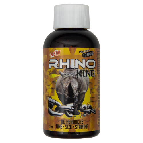 Rhino King Platinum 12000 Liquid Front