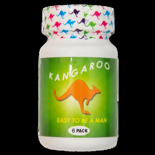 Kangaroo Green Front