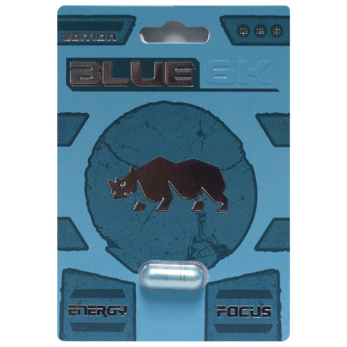 Blue Rhino 6K front