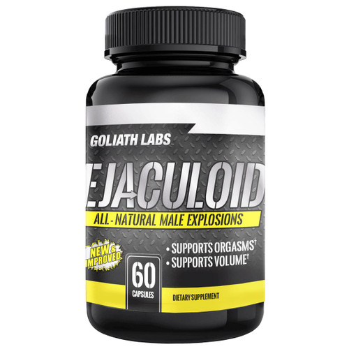 Ejaculoid 60ct Goliath Labs front image