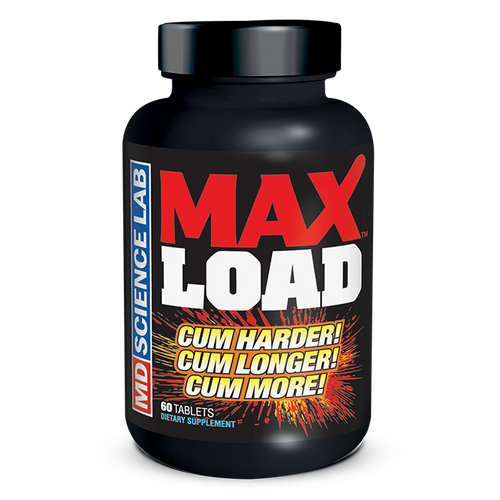 Max Load Pills - Increase semen fluid