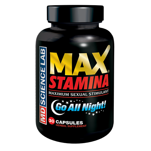 Max Stamina for Men 30ct MD Science Lab