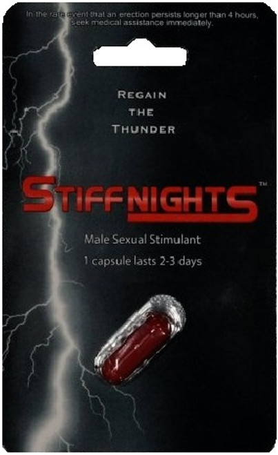 Stiff Nights 1ct