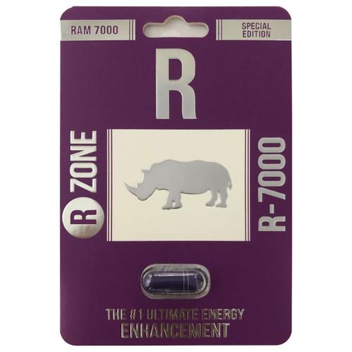 Purple Ram Front Image