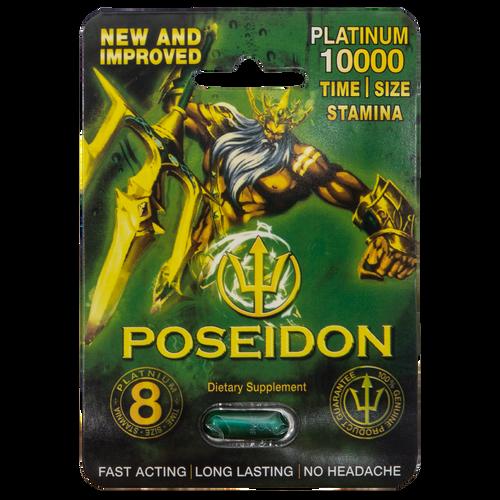Green Poseidon Front