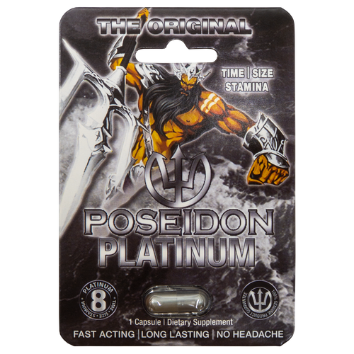Grey Poseidon Front