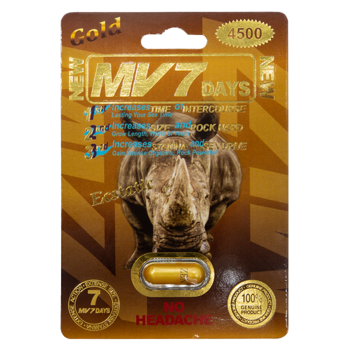 MV7 Days Gold 4500 Front