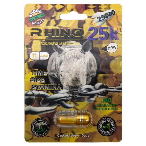 Rhino 25k Front