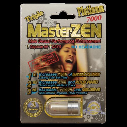MasterZEN Platinum 7000 Front