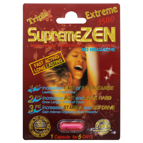 SupremeZEN Extreme 3500 Front