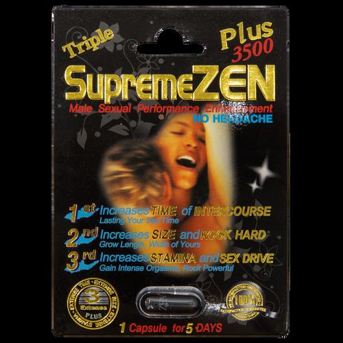 SupremeZEN Plus 3500 Front