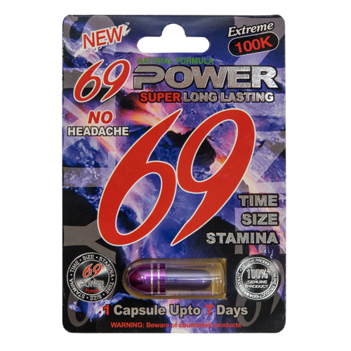 69 Power Extreme 100k Front