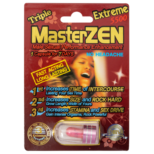 MasterZEN Extreme 5500 Front