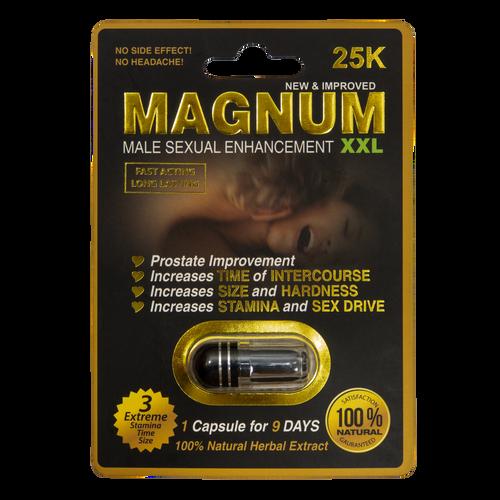 Magnum XXL 25K Front