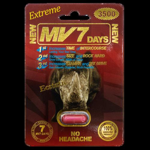 MV7 Days Extreme 3500 Front