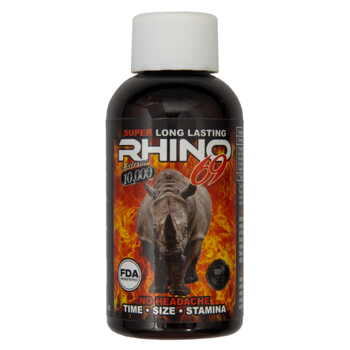Rhino 69 Extreme 10000 Liquid Front