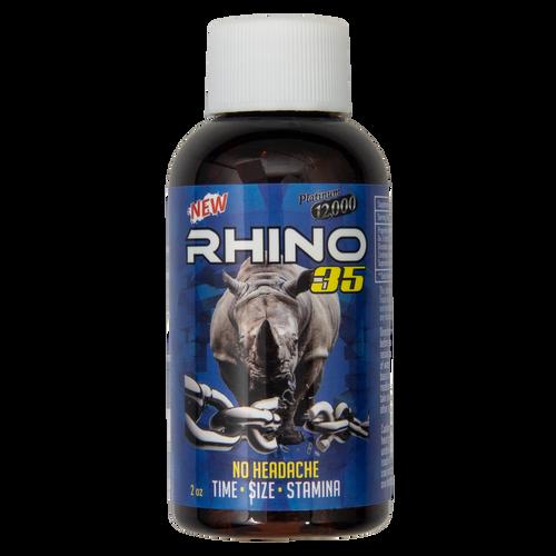 Rhino 35 Platinum 12000 Liquid Front