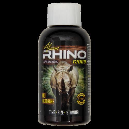 African Rhino 12000 Liquid Front