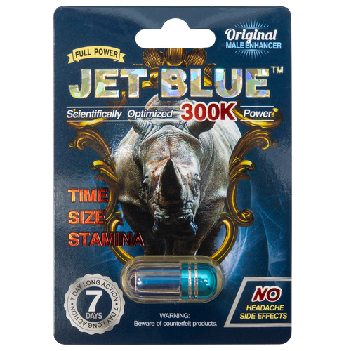 Jet Blue 300K Front