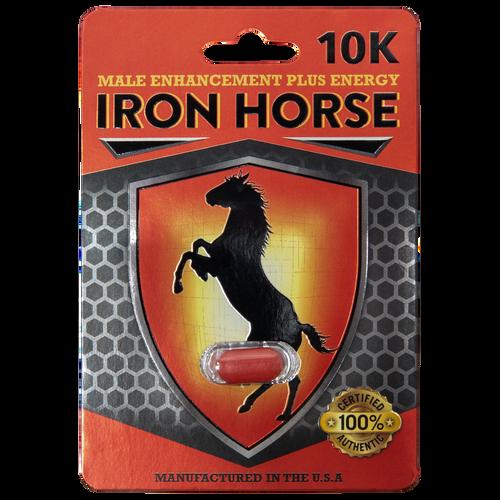 Iron Horse 10k Front