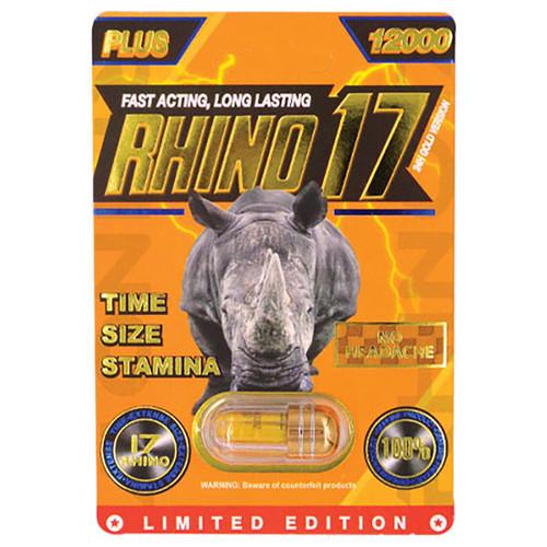 Rhino 17 Front Image