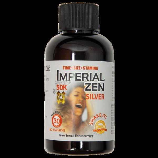 Imperial Zen Silver 50K Liquid Front
