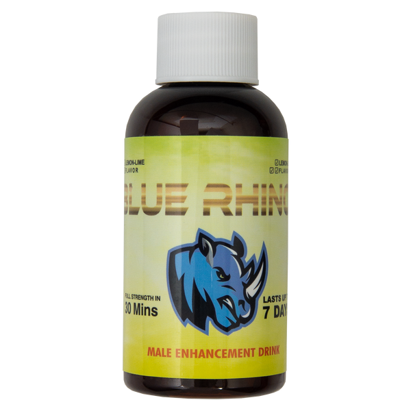 Blue Rhino 500K Lemon-Lime Liquid Front