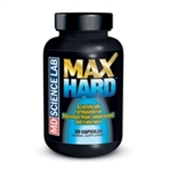 Max Hard 30ct MD Science Lab