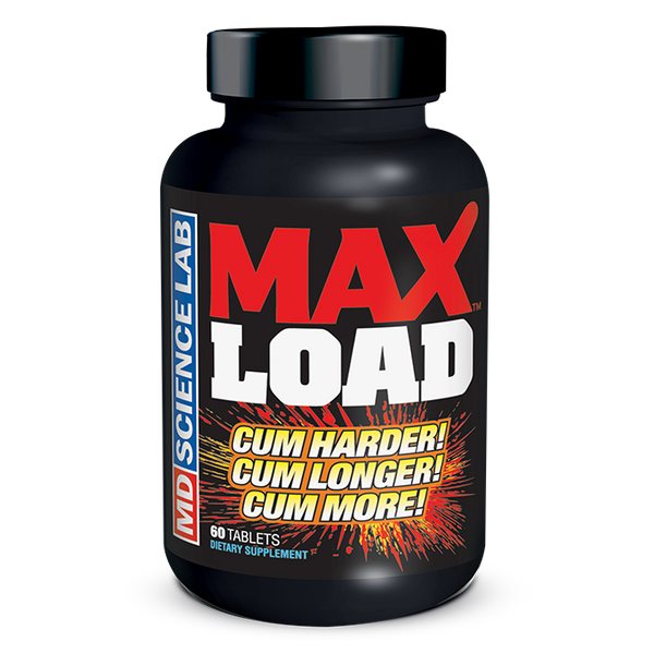 Max Load Pills - Increase semen fluid