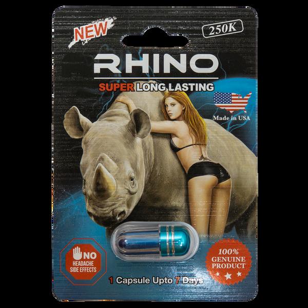 Rhino 250k Front
