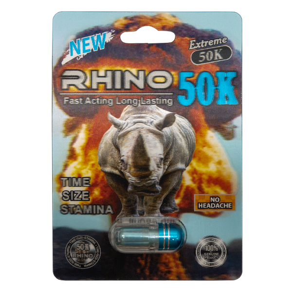 Rhino 50k Extreme Front
