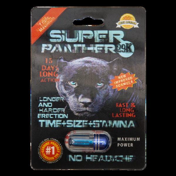 Super Panther 29K Front