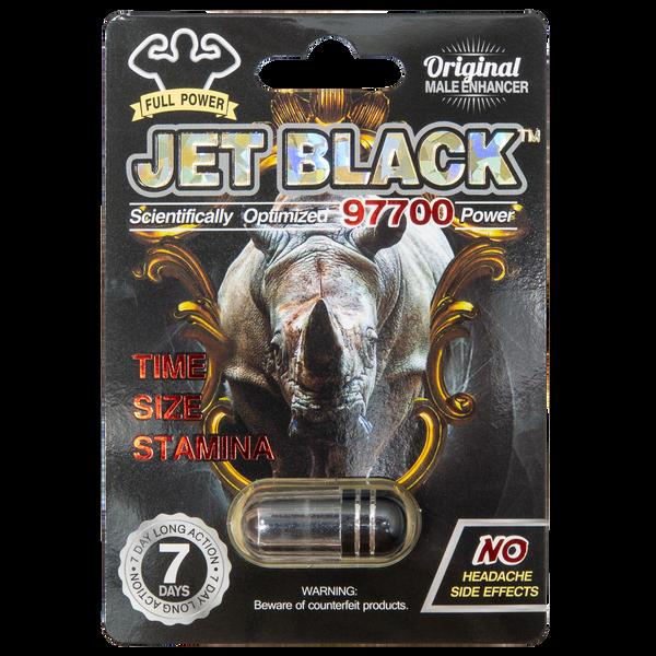 Jet Black Front