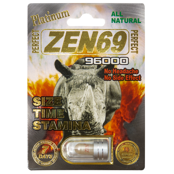 Zen 69 96000 Front