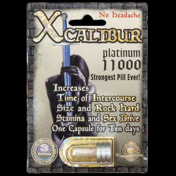 Xcalibur Platinum 11000 Front