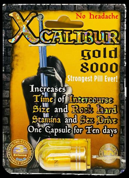 Xcaliber Gold