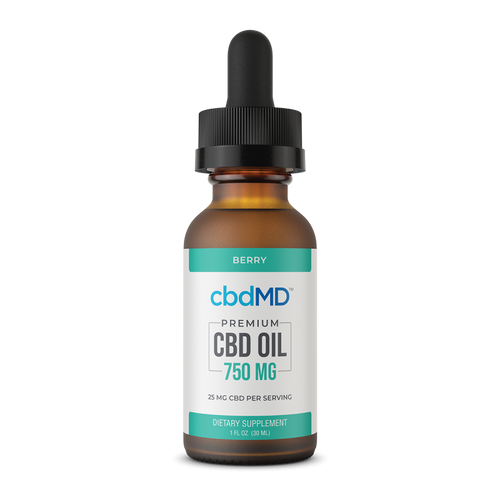 PRCBD offers CBD Berry tincture from cbdMD which delivers Superior Broad Spectrum CBD formula with natural MCT carrier oil. Full Spectrum HEMP CBD |  PRCBD