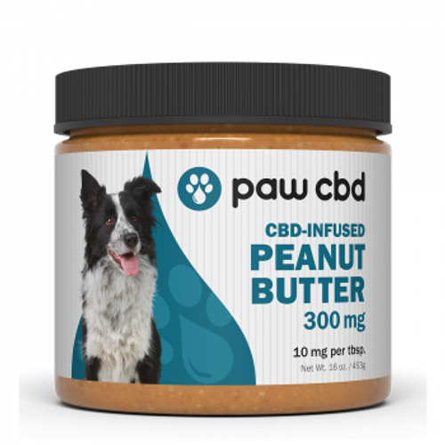 CBDMD Pet Infused 300mg Peanut Butter