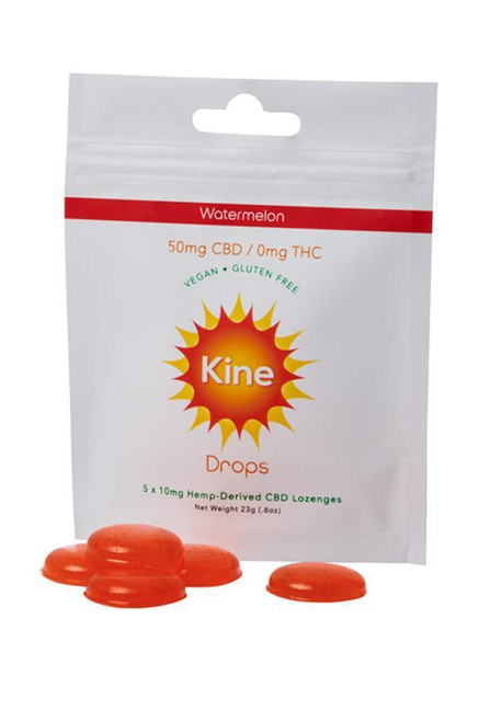 Kine Watermelon Drops 50mg