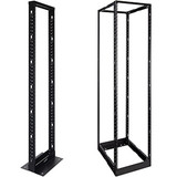 Things to consider when deciding between a 2-Post or 4-Post Rack
