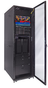 NavePoint Introduces Customizable Commercial Series 42U Server Cabinet Enclosures for High-Density Applications
