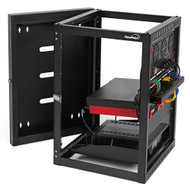 NavePoint Introduces a Line of Hinged Open Frame Wall-Mount Racks