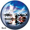 OTBB Coast Guard Bowling Ball