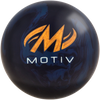 Motiv Rogue Assassin Bowling Ball Motiv Logo