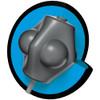 Brunswick Vintage Phantom Bowling Ball Core