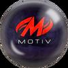 Motiv Supra Bowling Ball motiv Logo