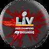 OTBB Super Bowl LV Champions Tampa Bay Buccaneers Bowling Ball