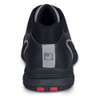 KR Strikeforce Mens Ignite Bowling Shoes Black/Grey/Red Right Handed