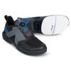 KR Strikeforce Mens Maverick Bowling Shoes Black/Cobalt Right Handed